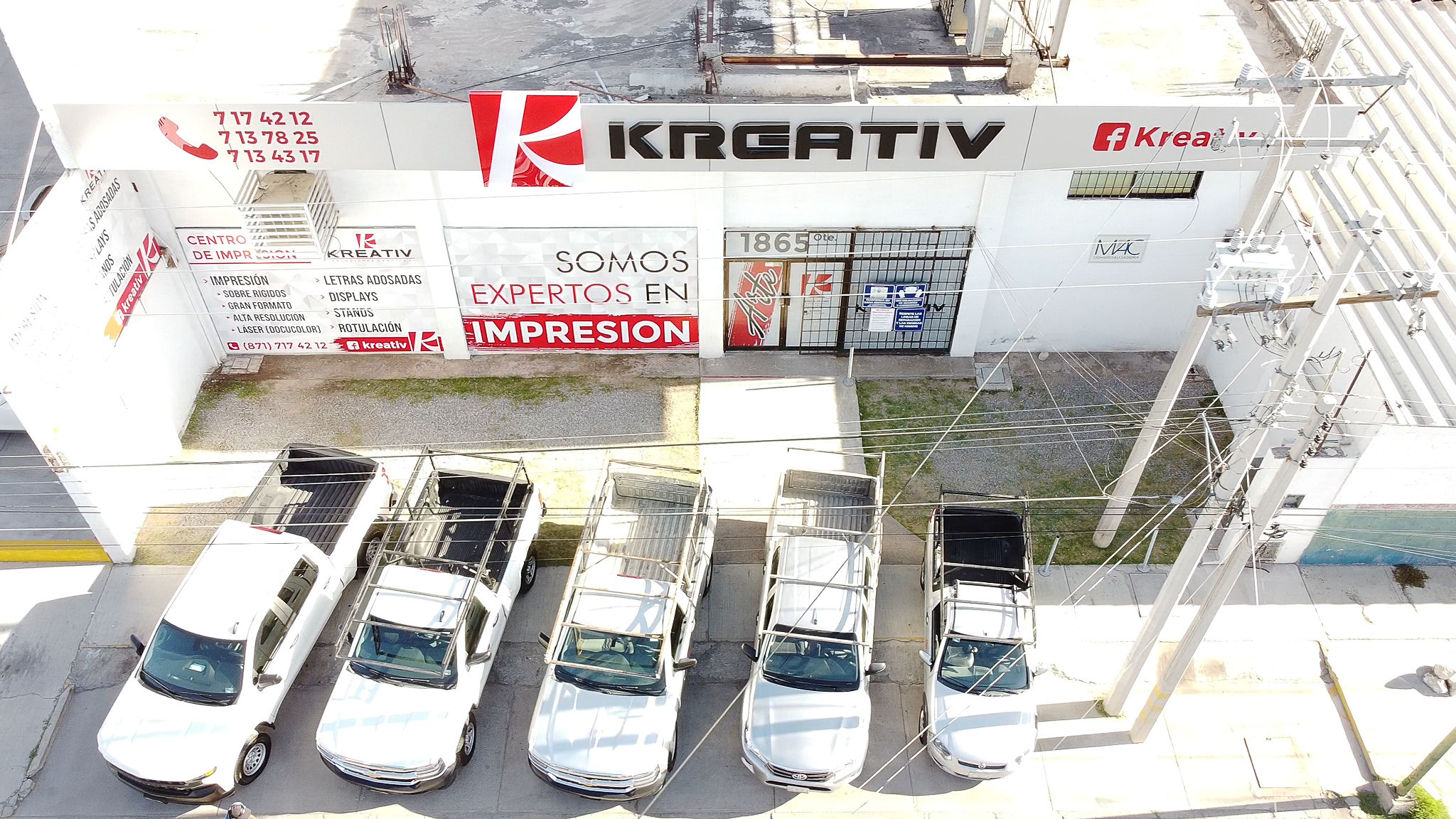 Centro de Impresión Torreón